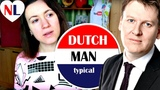 TYPICAL DUTCH MAN (in case of relationships)