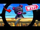 *NEW* SCARY BEAR BACK BLING TROLL! - Fortnite Funny Fails and WTF Moments! 440