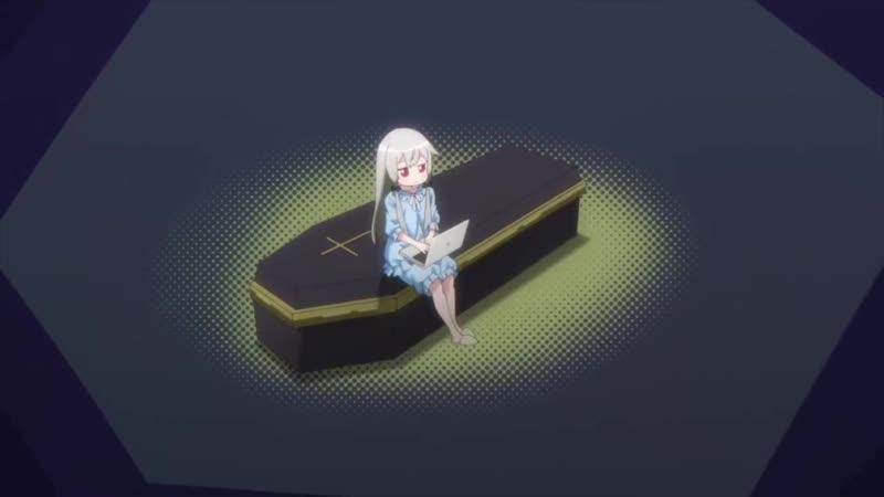 По соседству с госпожой Вампиром 4 / Tonari no Kyuuketsuki-san 04 серия HD