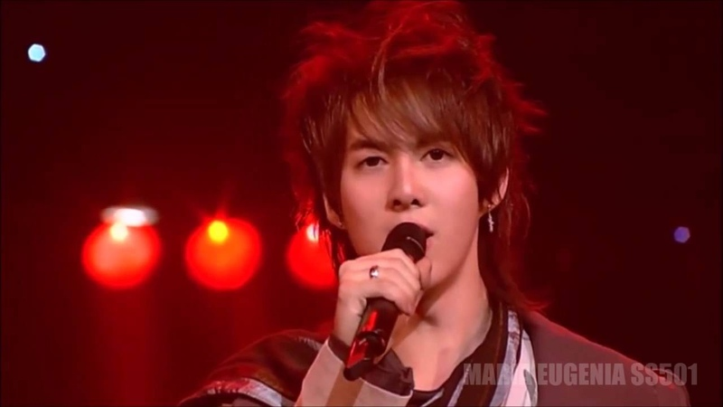 SS501 - KIM HYUNG JUN (김형준) Condition of my Heart ( ft. Youngsaeng)