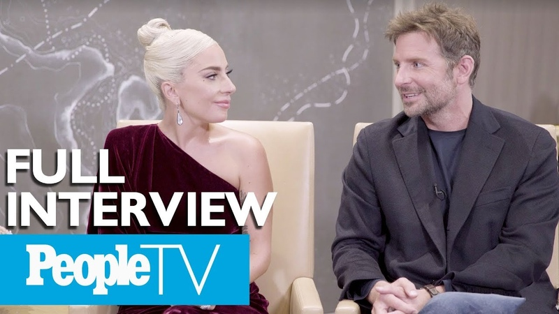 Bradley Cooper Lady Gaga Dish On A 'Star Is Born ' Singing Together More FULL PeopleTV