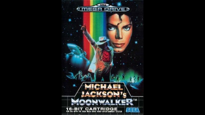 Michael Jackson's Moonwalker Прохождение Sega Rus
