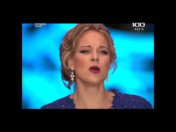 Элина Гаранча исполняет арию Далилы Mon coeur souvre a ta voix из оперы Самсон и Далила Камиль Сен С