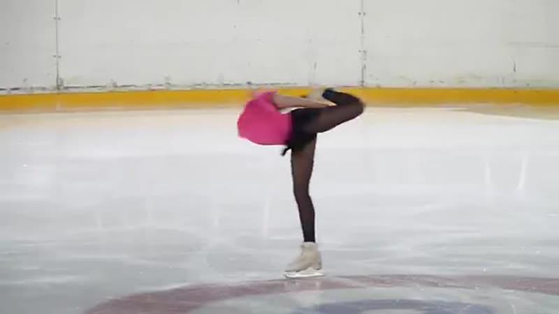 Елизавета Вертман, КП (1 сп.), Открытое первенство Москвича 2017