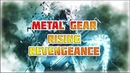 Metal Gear Rising Revengeance-The Only Thing I Know for Real.