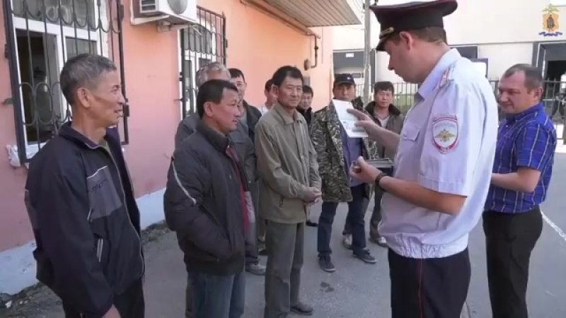 В Рязанской области за три дня мигрантов оштрафовали почти на 275 тысяч рублей. Об этом сообщил сайт регионального УМВД. С 17 по