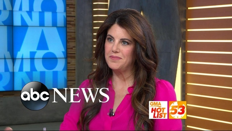 'GMA' Hot List: Monica Lewinsky's new anti-bullying campaign