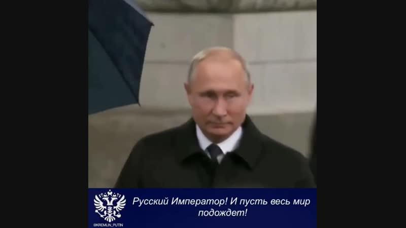 Весь мир обсуждает опоздание Путина на торжественную церемонию, посвященную 100-летию окончания Первой мировой войны.