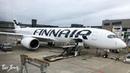 TRIP REPORT Finnair Airbus A350 900 Helsinki Tokyo Narita Economy