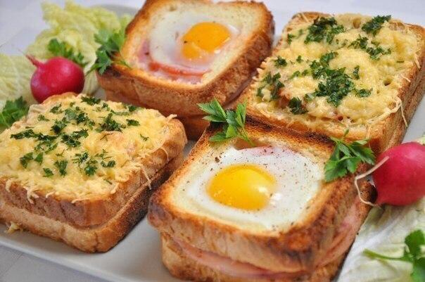 Готовим вкуснейший завтрак!
