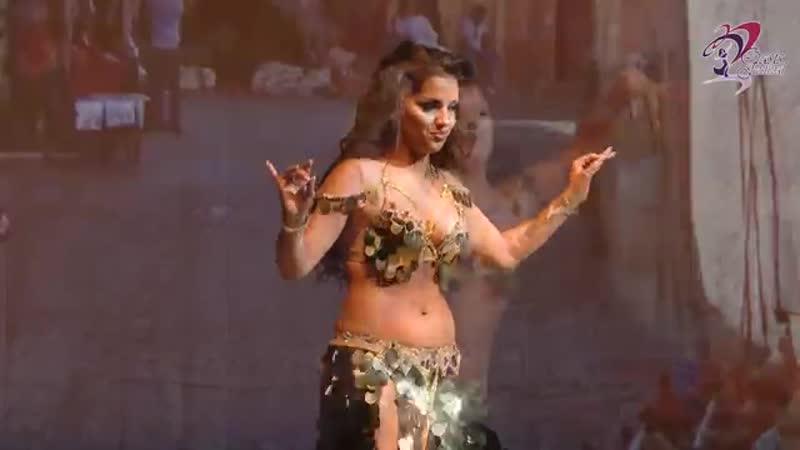 Diana Gnatchenko _Tabla Solo_ in Oasis Festival Show _SUN OF THE EAST__01.mp4