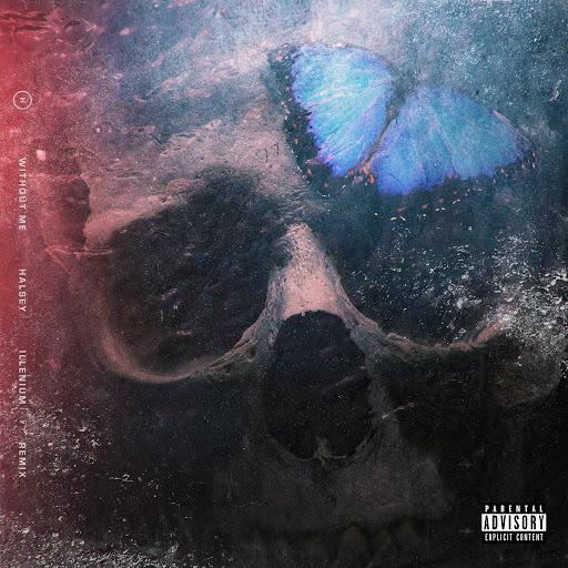 Halsey альбом Without Me (ILLENIUM Remix)