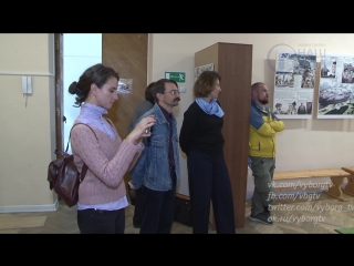 В Выборгском замке открылась выставка «Ла Тенда Росса – Красная палатка»