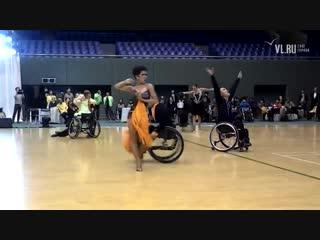 VL ru Токио Чемпионат мира по танцам среди инвалидов колясочников