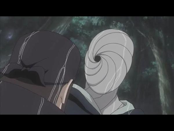 Обито против первых Акацуки