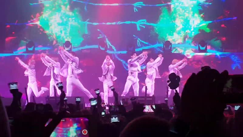 [VK][180620] MONSTA X fancam - Beautiful @ THE 2nd WORLD TOUR THE CONNECT in Amsterdam