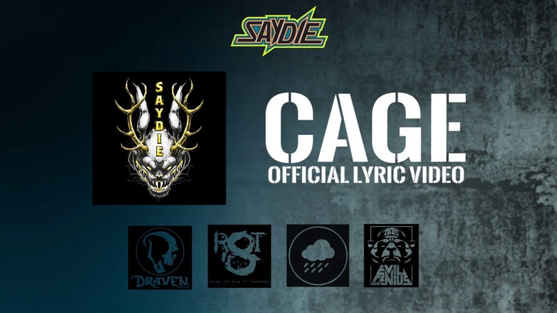 Saydie - Cage (Official Lyric Video)