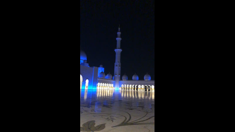 Мечеть Аби-Даби