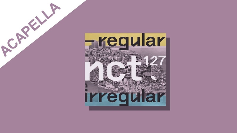 NCT 127 - NO LONGER (나의 모든 순간) [Acapella]