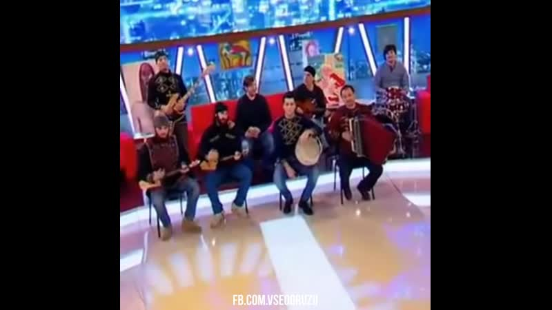 Группа Бани - Khevsuruli Svanuri