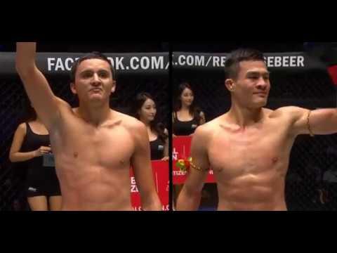 ONE Championship-Saemapetch Fairtex vs Alaverdi Ramazanov 23-November-2018