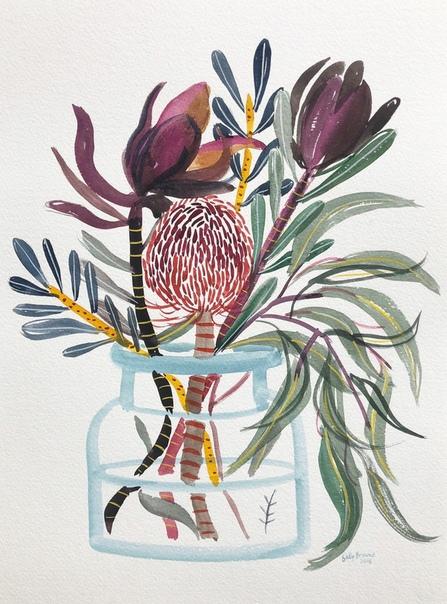 Салли Браун, Sally Browne Сидней, Австралия