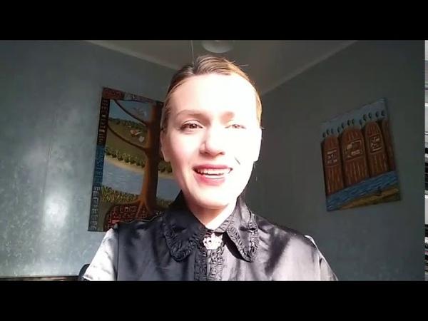Ревность Господа поднимается как огонь Марина Симоненко