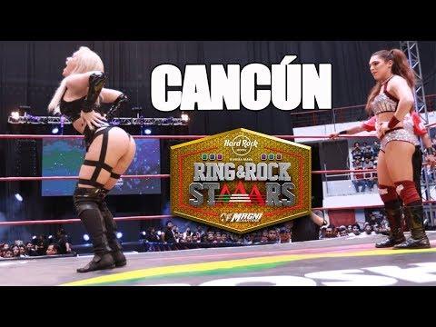 CANCÚN Gira Ring Rocks StAAArs | Lucha Libre AAA Worldwide