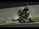 Motogp moto3 hard crash compilation 2018