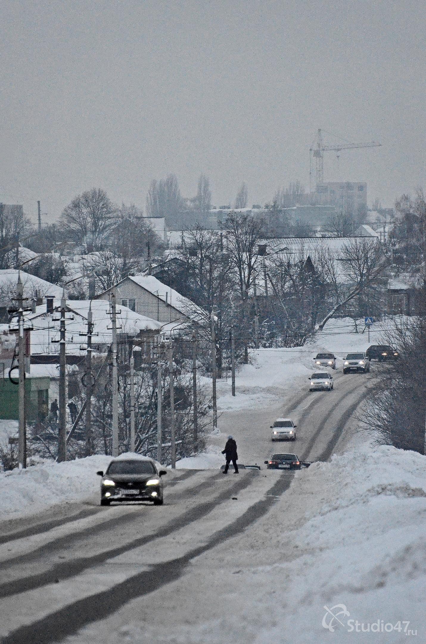 Район Черёмушки в Борисоглебске