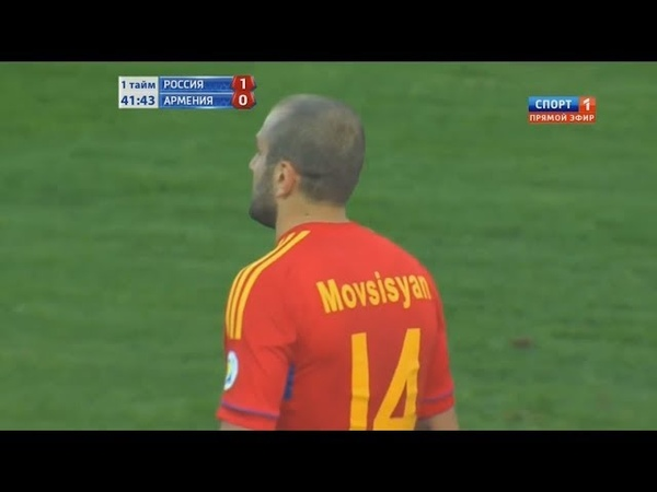 (HD) Россия 2-0 Армения / Friendly match 2014 / Russia vs Armenia