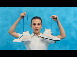 Millie for converse