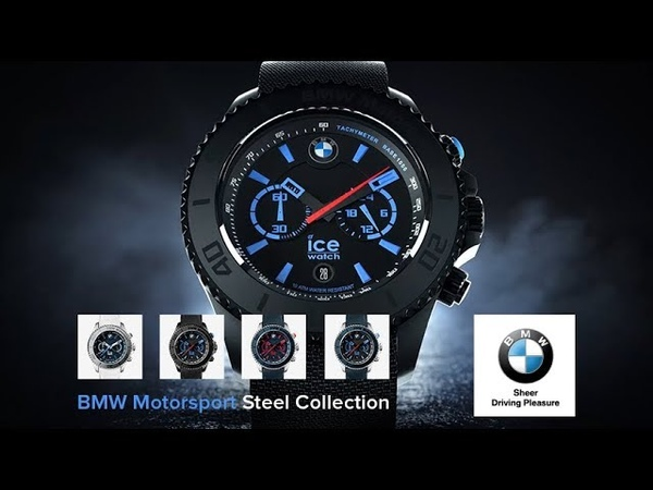 ICE-Watch BMW Motorsport (Steel) Watch