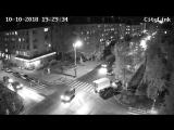 Антикайнена ул. - М.Горького ул. с Мой Дом 10-10-2018 19.28-19.31