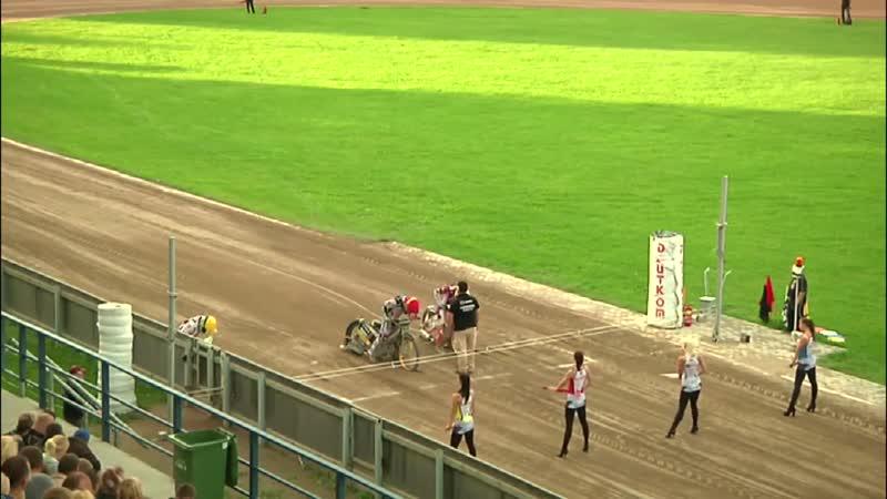 29.08.2014 Lokomotiv Daugavpils - Polonia Bydgoszcz