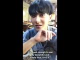 [VIDEO] 180919 Tao @ Hongshu App | ENG SUB