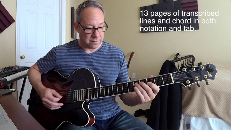 Autumn Leaves - Barry Greene Video Lesson Preview