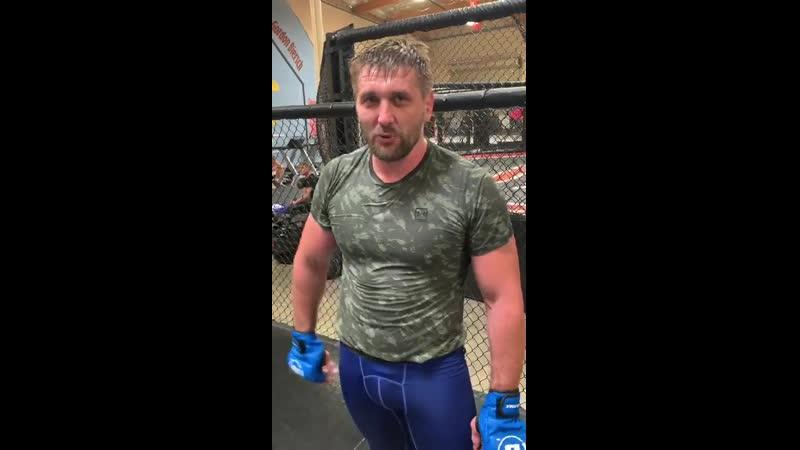 Огромное спасибо за мотивацию @vitalyminakov от такого великого бойца ✊🏻✊🏻✊🏻 очень приятно @mahir mamedov спасибо брат