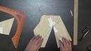 конструкция лифа, интересное конструирование грудной вытачки
