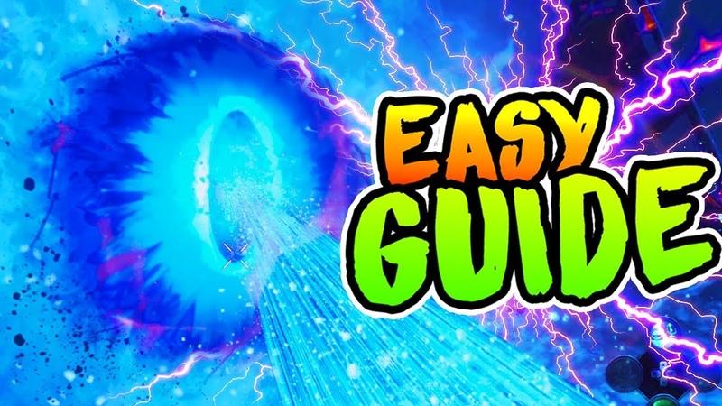 ULTIMATE VOYAGE OF DESPAIR EASTER EGG GUIDE Full Black Ops 4 Zombies Easter Egg Tutorial