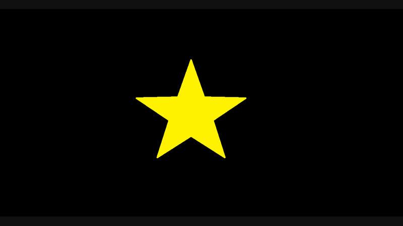 Один день из жизни Великой Звезды...