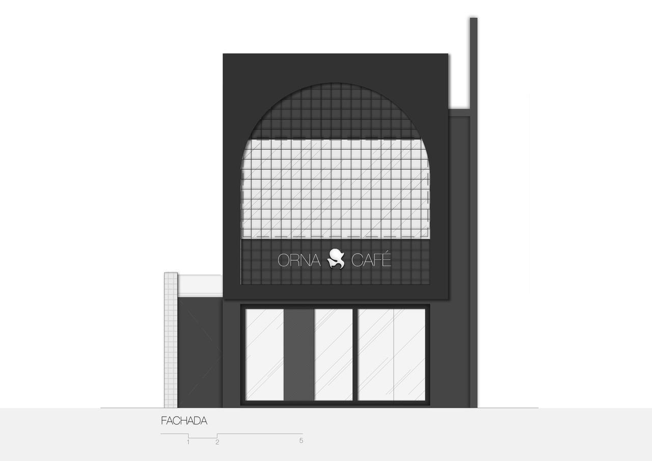 Orna Café / Moca Arquitetura