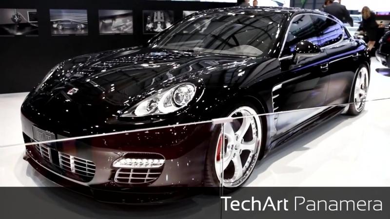 Motorshow Geneva 2011. Лучшие автомобили мира..mp4