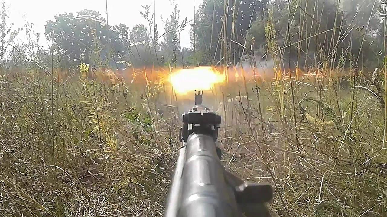 Жители оккупированного Донецка напуганы выстрелами из автоматов