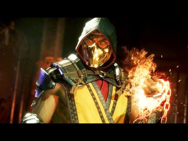 MORTAL KOMBAT 11 All Fatal Blows So Far (X-Rays) Early Access Gameplay