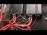 Усилитель KINGZ AUDIO TSR 1500.1. Обзор. Мостовое подключение