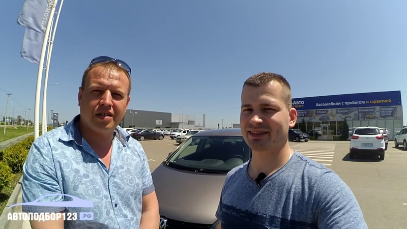 Отзыв Алексея о подборе Volkswagen Golf Plus, 2011 г., 1.6 АМТ -💰465 000 ₽