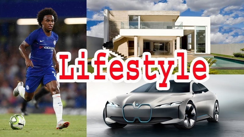 Willian Lifestyle | Willian Cars, House, Wife, Family, Awards, Biography, Income, World Cup 2018