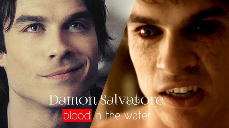 Damon Salvatore | Blood In The Water