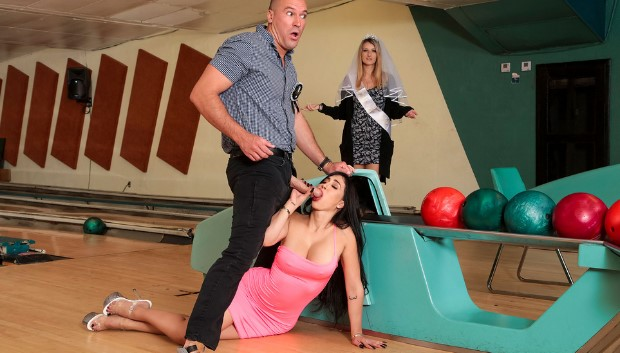 Brazzers - Bowling For The Bachelor